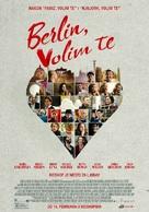 Berlin, I Love You - Serbian Movie Poster (xs thumbnail)
