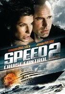 Speed 2: Cruise Control - DVD cover (xs thumbnail)