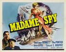Madame Spy - Movie Poster (xs thumbnail)