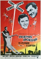 Boeing (707) Boeing (707) - Swedish Movie Poster (xs thumbnail)