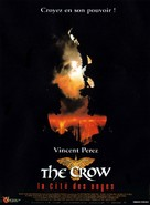 The Crow: City of Angels - French Movie Poster (xs thumbnail)