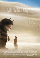 Where the Wild Things Are - Spanish Movie Poster (xs thumbnail)