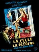 La ragazza in vetrina - French Movie Poster (xs thumbnail)