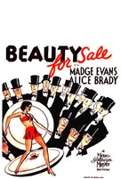 Beauty for Sale - Movie Poster (xs thumbnail)