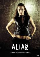 """Alias"" - DVD movie cover (xs thumbnail)"