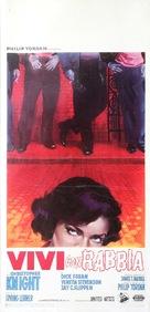 Studs Lonigan - Italian Movie Poster (xs thumbnail)