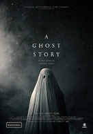 A Ghost Story - Australian Movie Poster (xs thumbnail)