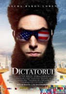 The Dictator - Romanian Movie Poster (xs thumbnail)