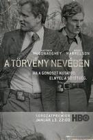 """True Detective"" - Hungarian Movie Poster (xs thumbnail)"