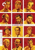 12 Angry Men - DVD movie cover (xs thumbnail)