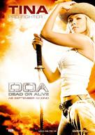 Dead Or Alive - German Teaser movie poster (xs thumbnail)