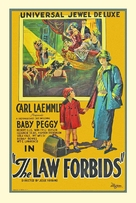 The Law Forbids - Movie Poster (xs thumbnail)