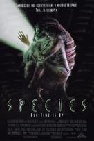 Species - Movie Poster (xs thumbnail)