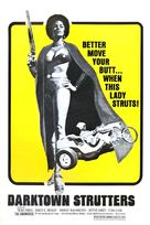 Darktown Strutters - Movie Poster (xs thumbnail)