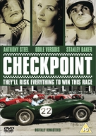 Checkpoint - British DVD movie cover (xs thumbnail)