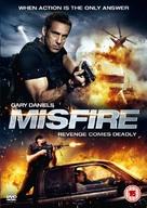Misfire - British DVD cover (xs thumbnail)