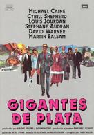 Silver Bears - Spanish Movie Poster (xs thumbnail)