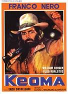 Keoma - Belgian Movie Poster (xs thumbnail)