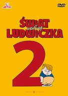 """Life with Louie"" - Polish Movie Cover (xs thumbnail)"
