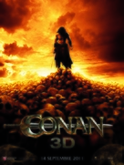 Conan the Barbarian - French Movie Poster (xs thumbnail)