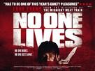 No One Lives - British Movie Poster (xs thumbnail)