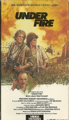 Under Fire - VHS movie cover (xs thumbnail)