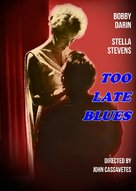 Too Late Blues - DVD cover (xs thumbnail)