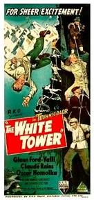 The White Tower - Australian Movie Poster (xs thumbnail)