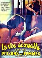 Diario segreto da un carcere femminile - French Movie Poster (xs thumbnail)