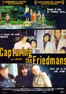 Capturing the Friedmans - Spanish Movie Poster (xs thumbnail)