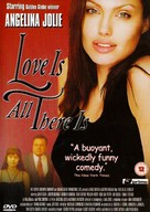 Love Is All There Is - British DVD movie cover (xs thumbnail)