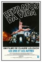 Les uns et les autres - Brazilian Movie Poster (xs thumbnail)