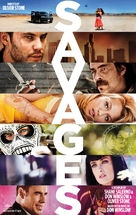Savages - Movie Poster (xs thumbnail)