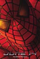 Spider-Man - British Movie Poster (xs thumbnail)
