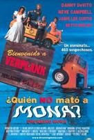 Drowning Mona - Argentinian VHS cover (xs thumbnail)