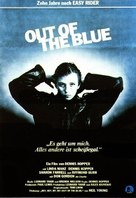 Out of the Blue - German Movie Poster (xs thumbnail)