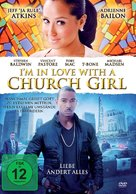 I'm in Love with a Church Girl - German DVD movie cover (xs thumbnail)