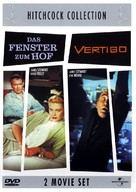 Rear Window - German DVD movie cover (xs thumbnail)