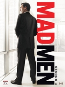 """Mad Men"" - Norwegian DVD movie cover (xs thumbnail)"