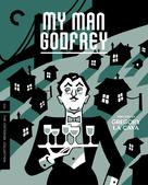 My Man Godfrey - Blu-Ray movie cover (xs thumbnail)