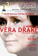 Vera Drake - Argentinian Movie Poster (xs thumbnail)