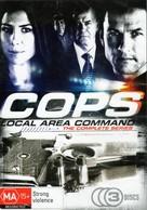 """Cops LAC"" - Australian DVD cover (xs thumbnail)"