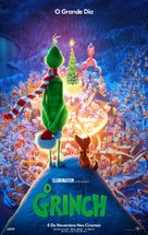 The Grinch - Brazilian Movie Poster (xs thumbnail)