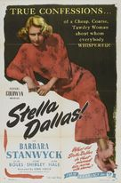 Stella Dallas - Re-release poster (xs thumbnail)
