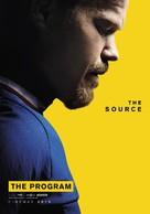 The Program - British Movie Poster (xs thumbnail)
