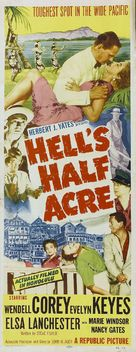 Hell's Half Acre - Movie Poster (xs thumbnail)
