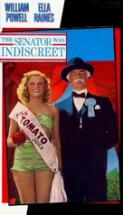 The Senator Was Indiscreet - Movie Cover (xs thumbnail)