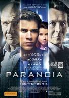 Paranoia - Australian Movie Poster (xs thumbnail)