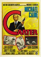 Get Carter - Italian Movie Poster (xs thumbnail)