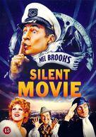 Silent Movie - Danish DVD cover (xs thumbnail)